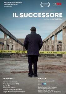 il_successore_locandina