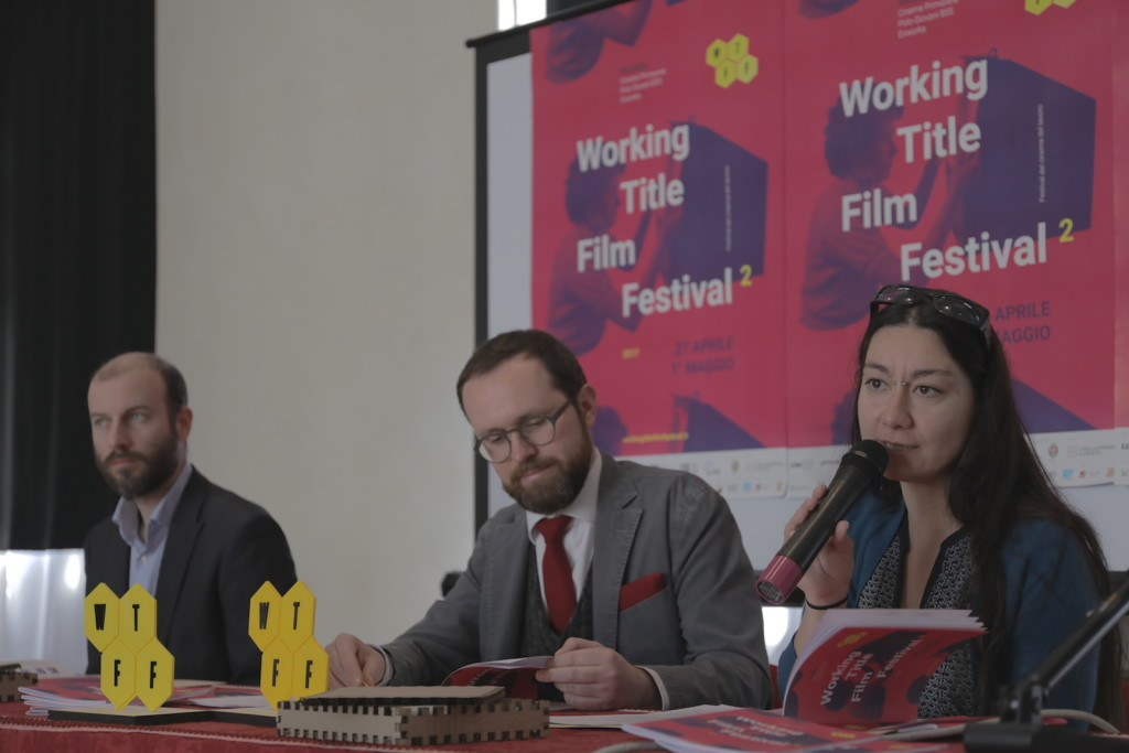 Conferenza stampa WTFF2