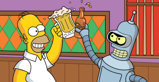 robot-homer-bender