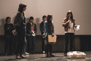 Silvia Berretta premiata a WTFF2
