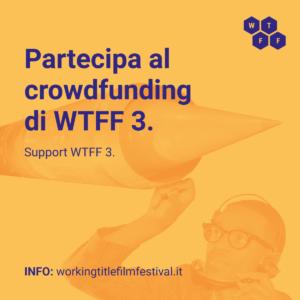WTFF 2018 Crowdfunding