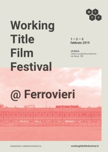 Progetto Working Title Film Festival @ Ferrovieri