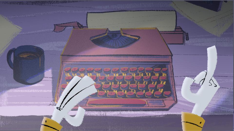 Despre ce naiba să scriu?