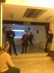 SpazioNadir, 21 febbraio 2017. Serata crowdfunding con Videoclip Italia