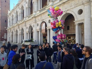 Tour del centro storico con Vicenza Film Commission
